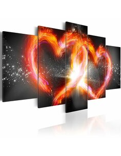 Tableau FLAME OF LOVE