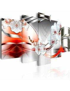 Tableau FLOWERS OF FUTURE II
