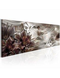 Tableau FLOWERY GALAXY