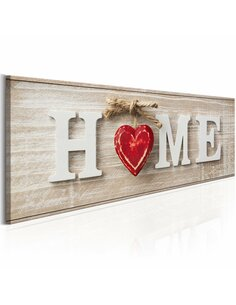 Tableau HOME RED