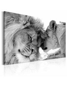 Tableau LION'S LOVE