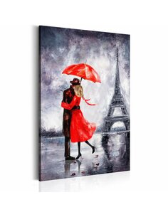 Tableau LOVE IN PARIS