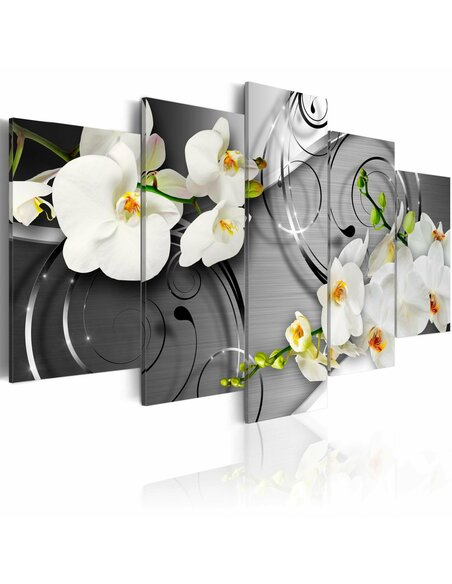 Tableau MILKY ORCHIDS
