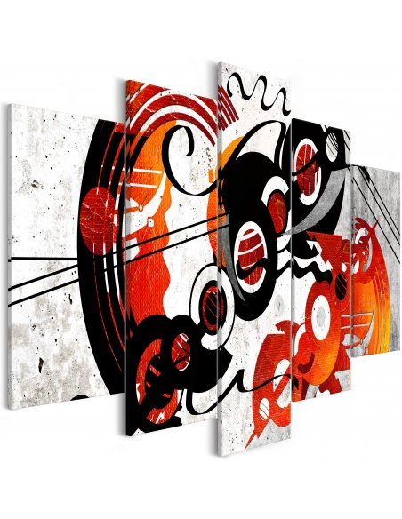 Tableau MUSIC CREATIONS WIDE
