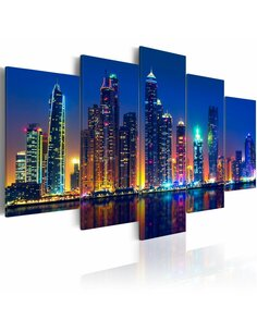 Tableau NIGHTS IN DUBAI