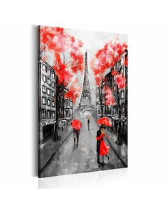 Tableau PARIS THE CITY OF LOVE