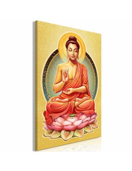 Tableau PEACE OF BUDDHA VERTICAL