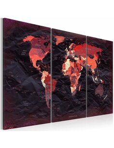 Tableau PLAN OF THE WORLD
