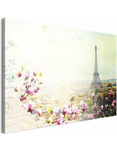 Tableau POSTCARDS FROM PARIS WIDE