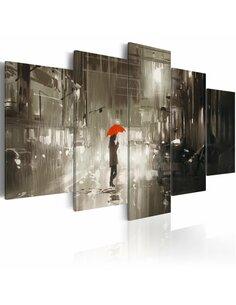 Tableau RAIN CITY