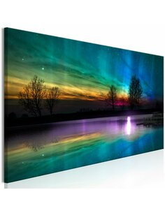 Tableau RAINBOW AURORA NARROW
