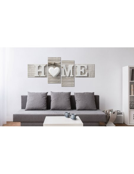 Tableau RETRO STYLE HOME