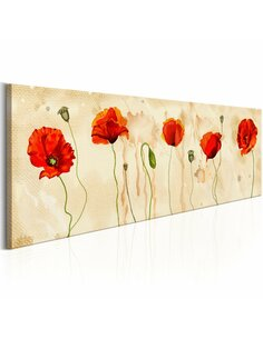 Tableau TEARS OF POPPIES