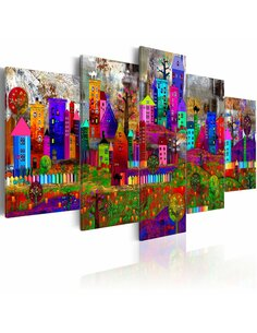 Tableau THE CITY OF EXPRESSION