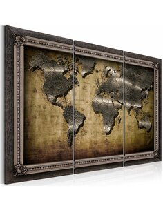 Tableau THE FRAMED WORLD
