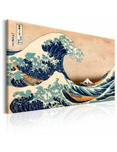 Tableau THE GREAT WAVE OFF KANAGAWA