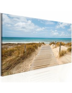 Tableau WINDY BEACH