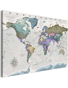 Tableau WORLD DESTINATIONS WIDE