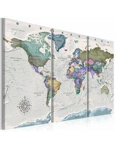 Tableau WORLD DESTINATIONS