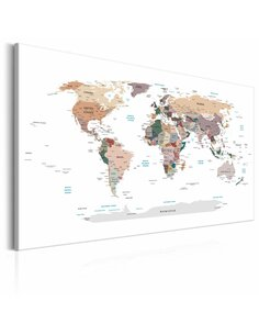 Tableau WORLD MAP WHERE TODAY?