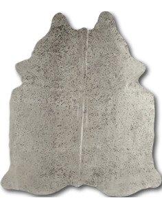 Peau de vache dévoré  3-4m2 Argent