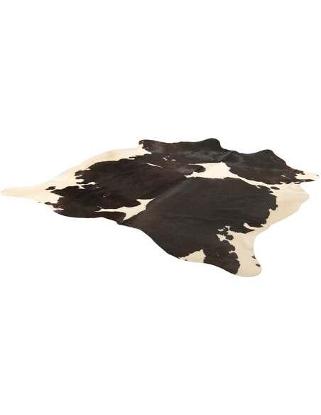 Peau de vache   3-4m2 Noir Blanc
