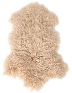 Peau d'agneau tibet Beige