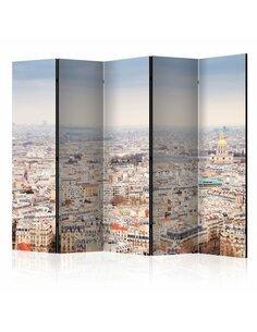 Paravent 5 volets PARIS STREETS II