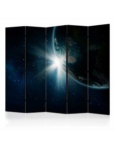 Paravent 5 volets EARTH