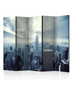 Paravent 5 volets BLUE YORK
