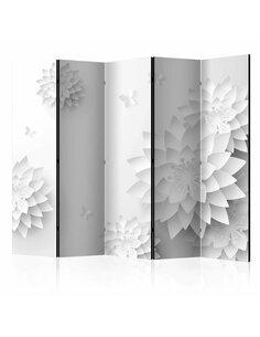 Paravent 5 volets ORIENTAL FLOWERS
