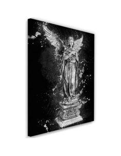 Tableau Angel Statue imprimé sur toile