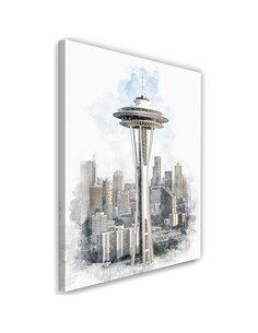 Tableau XXL architecture Image Decor imprimé sur toile