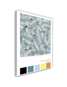 Tableau XXL digital art Image Decor White imprimé sur toile