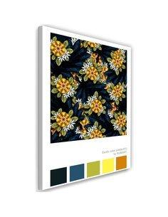Tableau XXL exotic flowers Image Decor imprimé sur toile