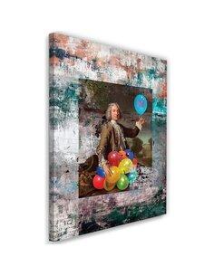 Tableau Picture Canvas XXL baroque rococo Image Decor imprimé sur toile