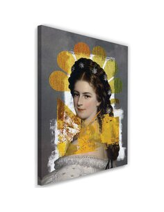 Tableau woman portrait Image Decor imprimé sur toile