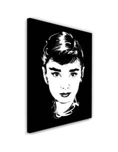 Tableau XXL Movie star Image imprimé sur toile