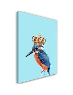 Tableau XXL Kingfisher Image Decor imprimé sur toile