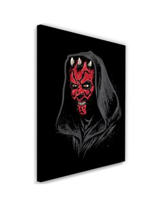 Tableau XXL Lord Assassin Image Decor Red imprimé sur toile