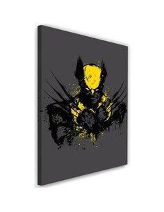 Tableau XXL Mutant Rage Image Decor imprimé sur toile