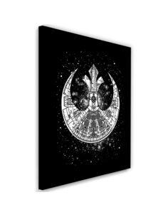 Tableau Rebel alliance Image imprimé sur toile
