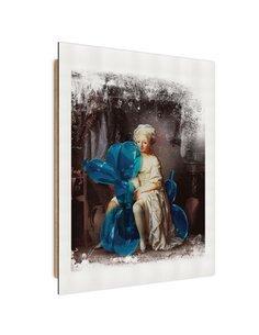Tableau Child's play imprimé sur bois