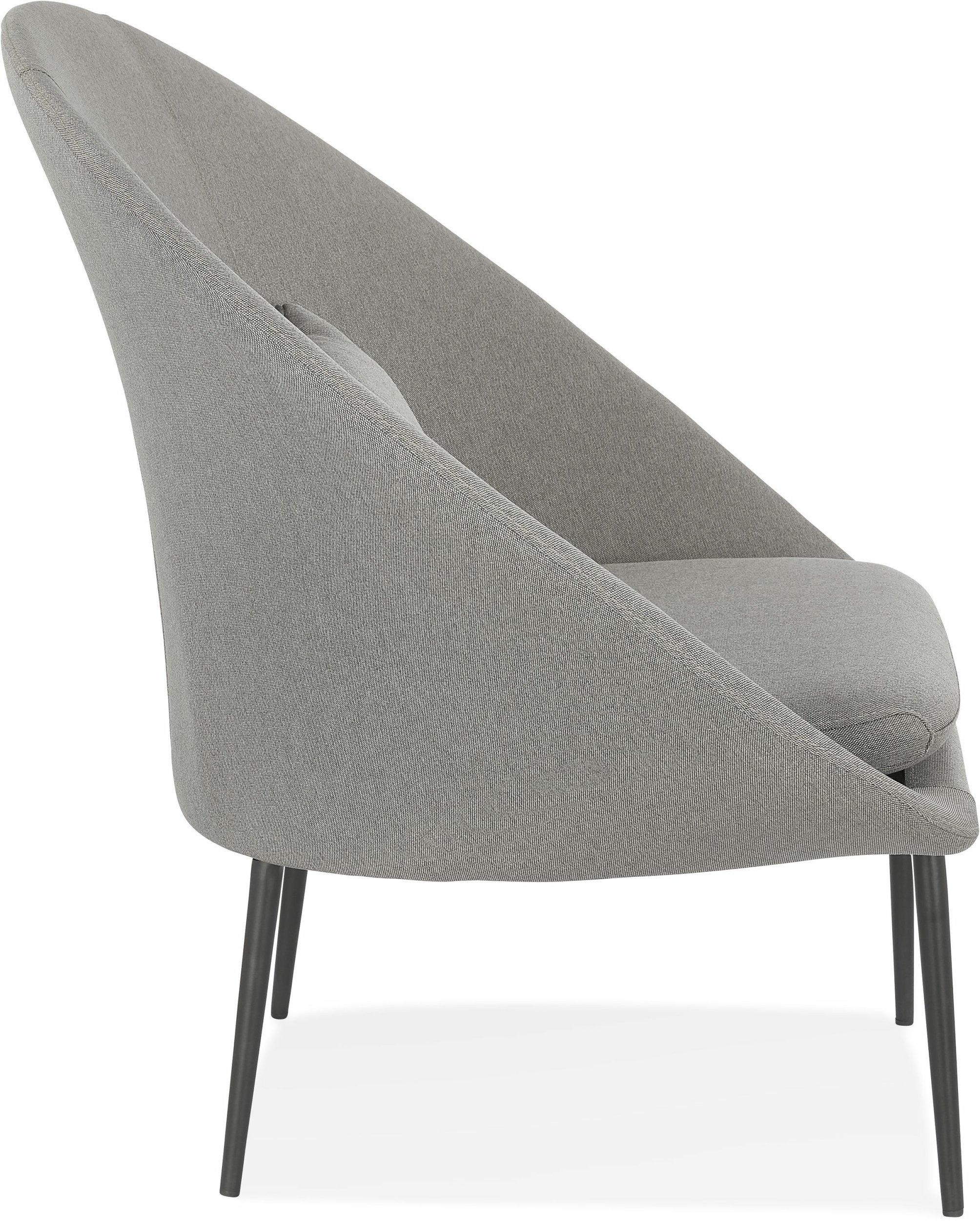 Fauteuil design PARABOL | Kokoon Design | Gris
