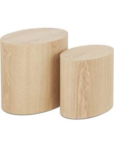 Table basse design TRUNKO
