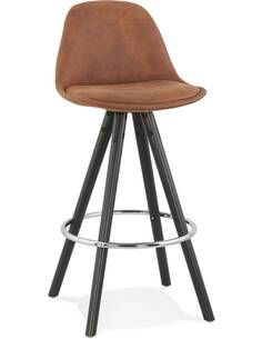 Tabouret de bar design AGOUTI MINI 65