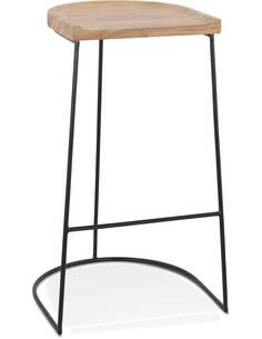 Tabouret de bar design NALLU