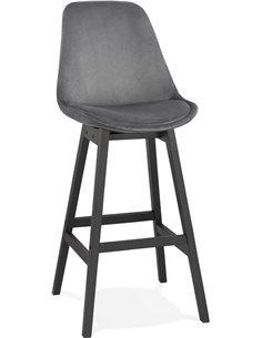 Tabouret de bar design BASIL