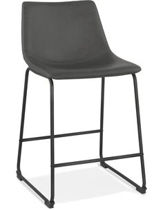 Tabouret de bar design GAUCHO MINI