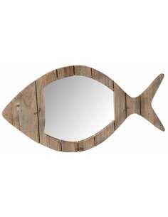 4x Miroirs poisson AHAU